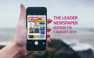 The Leader Newspaper Edition 776