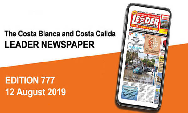 EDITION 777 OF THE LEADER NEWSPAPER
