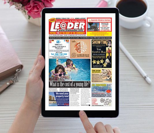 The Leader Newspaper, Edition 779