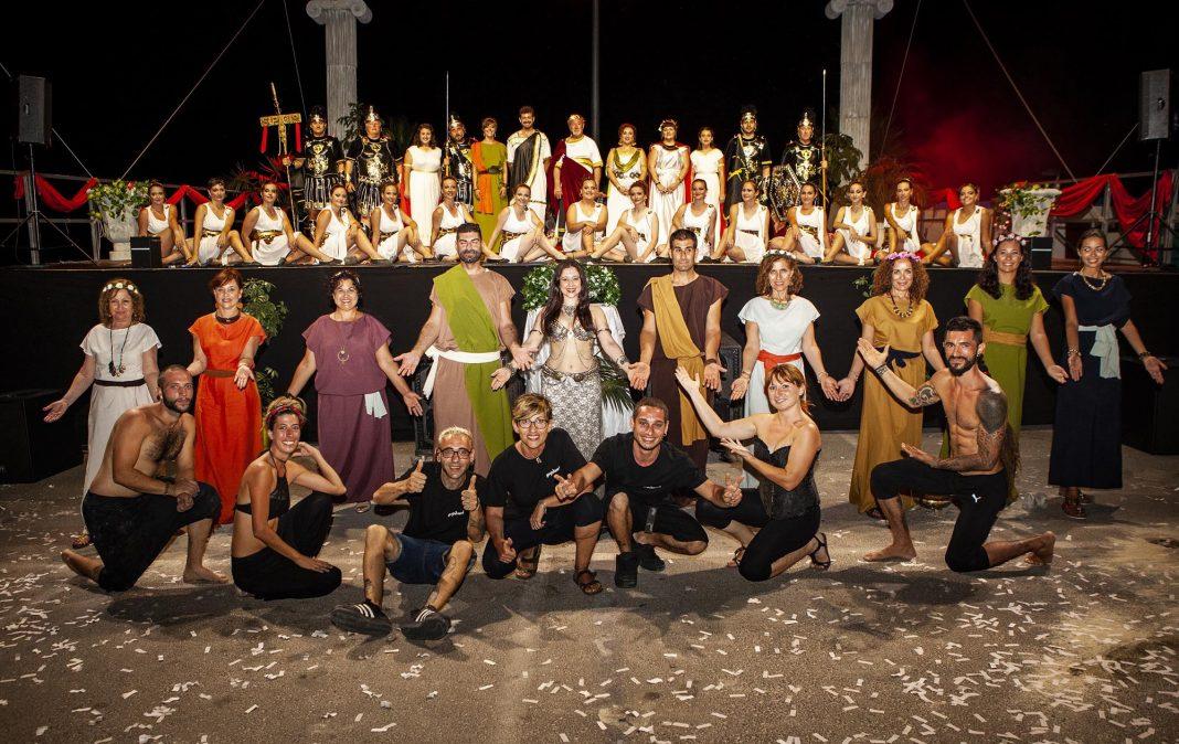 A celebration of Horadada's Roman history