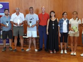 Local players come to the fore at the IV Golf Villa de Mojácar-Bridgestone