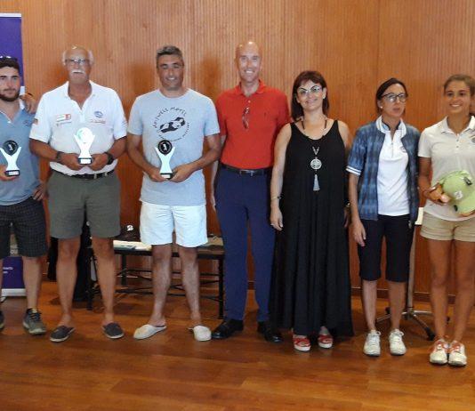 Local players come to the fore at the IV Golf Villa de Mojácar-Bridgestone