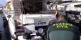 Torrevieja arrest for theft of luxury yacht