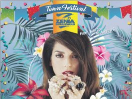 X-Factor's Ruth Lorenzo to appear at the La Zenia Boulevard Shopping Center
