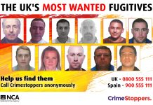 Help us catch them! Just 11 fugitives still on the run after 84 captured