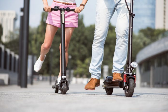Spain scrambles to regulate electric scooters