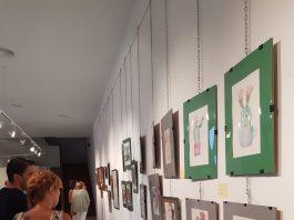 ART GROUP 'AMIGOS DE LA PINTURA'EXHIBITS WORK IN MOJÁCAR