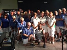 Quesada Bowls Club Report by Dee Stephenson