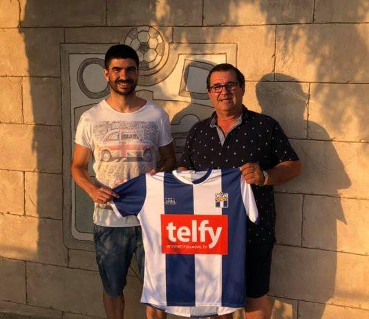 Ex Torry favourite, veteran striker Rafa Gomez was on the scoresheet
