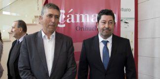 Rafael Climent and Mario Martínez
