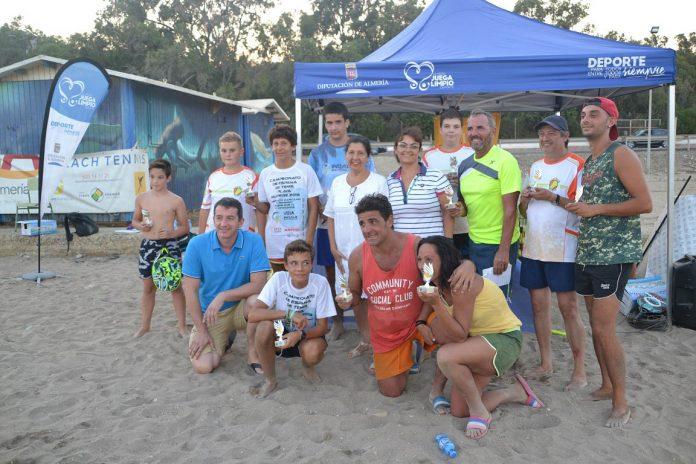Mojácar's Sporting Summer