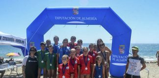 Mojácar hosts 2019 Sea Swimming Competition