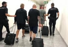 Wanted Brits Arrested at Airport
