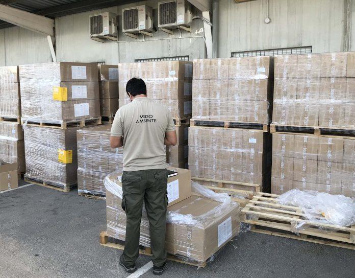 7,220 fruit fly traps for Horadada farmers