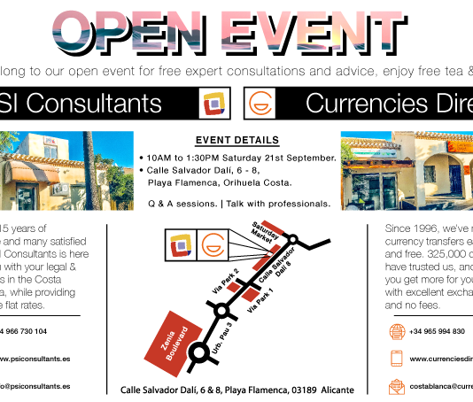 Multiservices Open Day - Protection for your property and family.