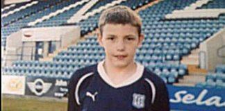 Jordan - leaving Dundee FC 'biggest regret'.
