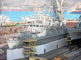 The Turia is now likely to be scrapped