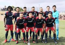 CD Murada - 2-1 defeat against Callosa Deportivo CF.