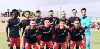 CD Murada - 2-1 defeat against Callosa Deportivo CF.