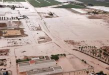 The storms that devastated regions of Spain, the biggest in over a century, lead to 'close down' of towns and cities throughout Alicante and Murcia.