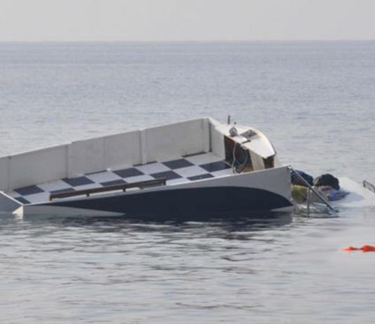 The bodies of the victims, including one woman, washed ashore at Ain Harrouda, 17 kilometres from Casablanca