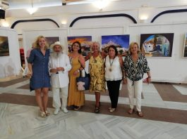 FELIX CLEMENTE PRESENTS WORKS BY HIS MOJACARTE ART GROUP