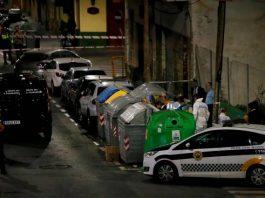 Dead baby found in Alicante dustbin