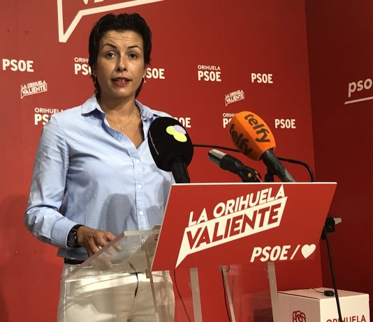 Carolina Gracia, PSOE Spokesperson