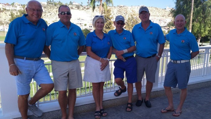 EL RASO GOLF SOCIETY