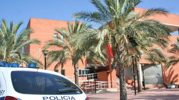 Elche National POlice station