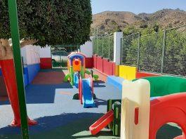 MOJÁCAR'S INFANTS START THEIR SCHOOL YEAR