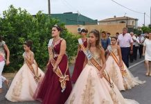 Guardamar Patron Queens - Virgen del Rosario