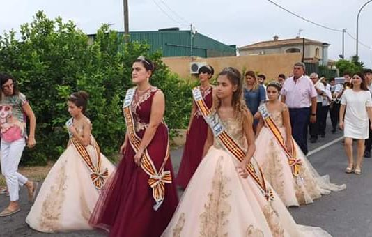 Guardamar Patron Queens - Virgen del Rosario