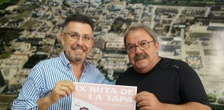 Rafal celebrates it's IX Ruta de la Tapa