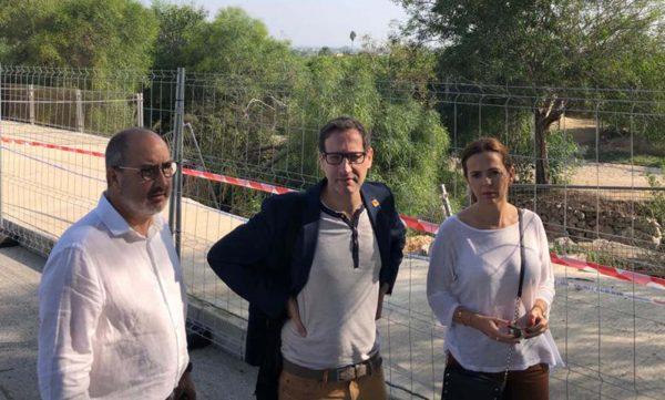 MEP Domènec Ruiz Devesa visits Benejúzar