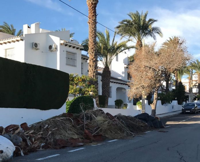 Orihuela fines triple for illegally dumping green waste