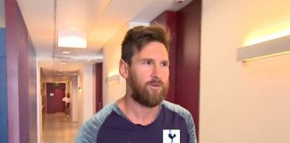 Is Messi on his way to Spurs?