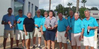 Rubys Golf Society at Alenda