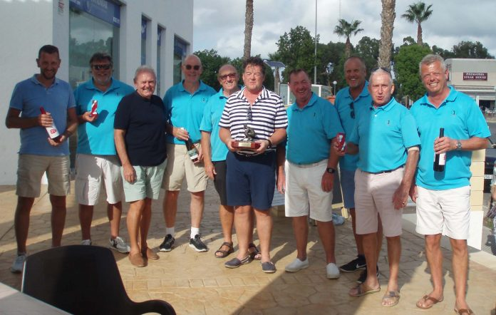 Rubys Golf Society at Alenda