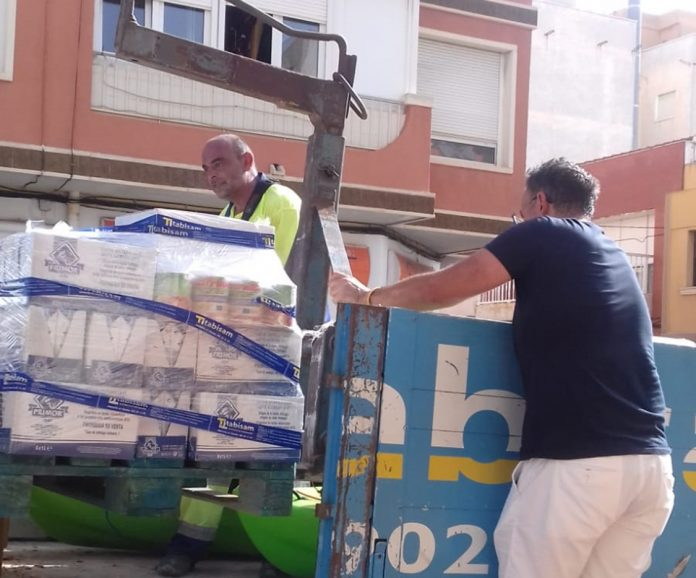 Torrevieja provides assistance to neighbouring municipalities