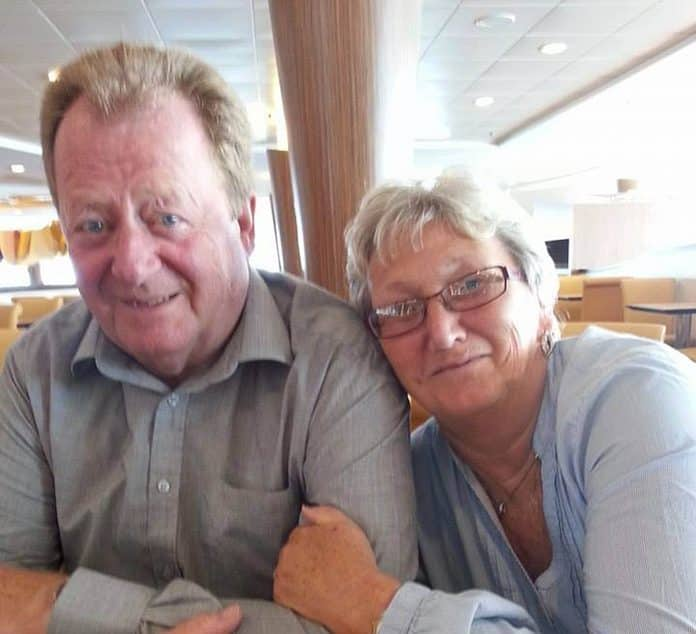 The couple moved to Spain about 4 years ago - Img Facebook