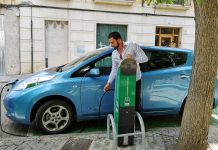 Seven new charging points for electric vehicles