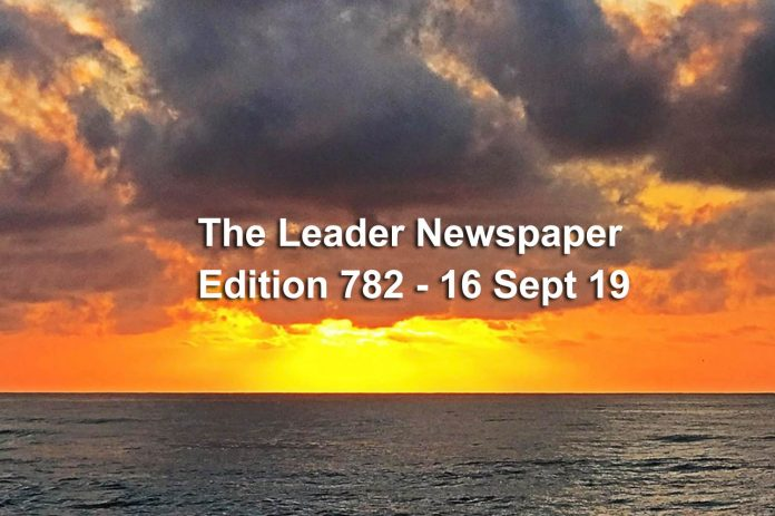 The Leader Newspaper Edition 782