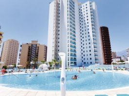 The Port Benidorm was a Thomas Cook hotel