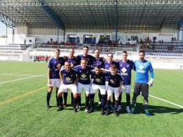CD Montesinos - top league. Photo courtesy: Full Monte supporters club.