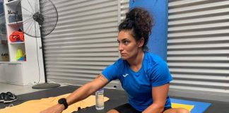 Marta Penalver - Futsal Florentia captain.