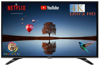 Debbie's Deal NEVIR 43 NVR-9000-434K2S-SM SMART TV = 299 €