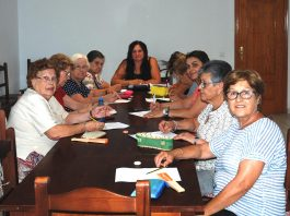Memory workshops and other activities for Mojácar's seniors