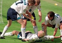 Gazza goal against Scots 'special'