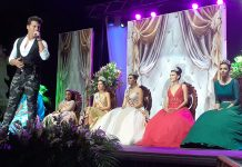2019 Coronation of the Queens and Ladies of The Patron Festivities Los Montesinos